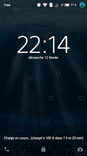 Live Ocean Theme for Xperia - náhled