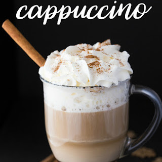 Cappuccino Dessert Recipes