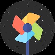 Flat X Oreo - Icon Pack