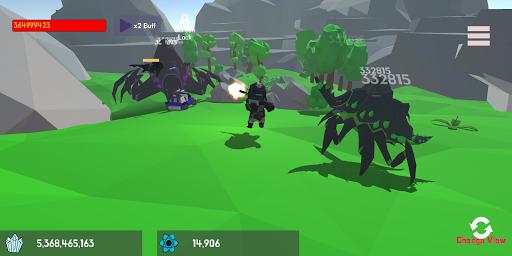 Mini Space Marine(Semi Idle RPG) screenshots 5
