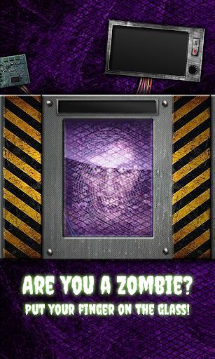 Zombie Scanner Prank