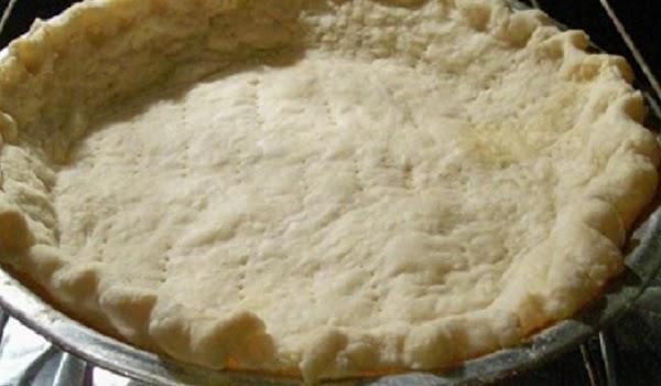 Aunt Maxine Poling's Fool-proof Recipe For Pie Crust
