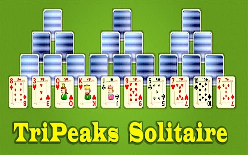 TriPeaks Solitaire Mobile- screenshot thumbnail