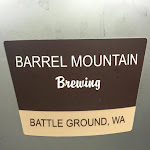 Logo for Barrel Mountain Brewing