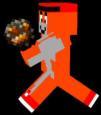 Eat Fire Flower in Super Mario