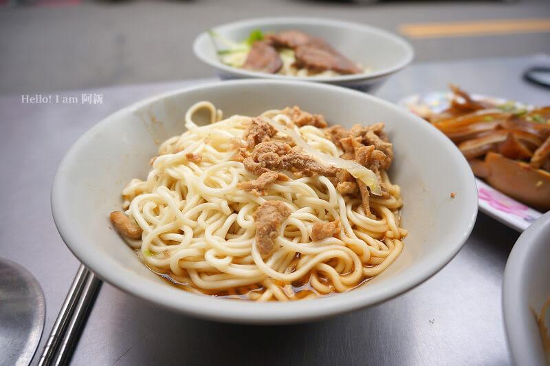 王印製麵,一中街美食小吃-8