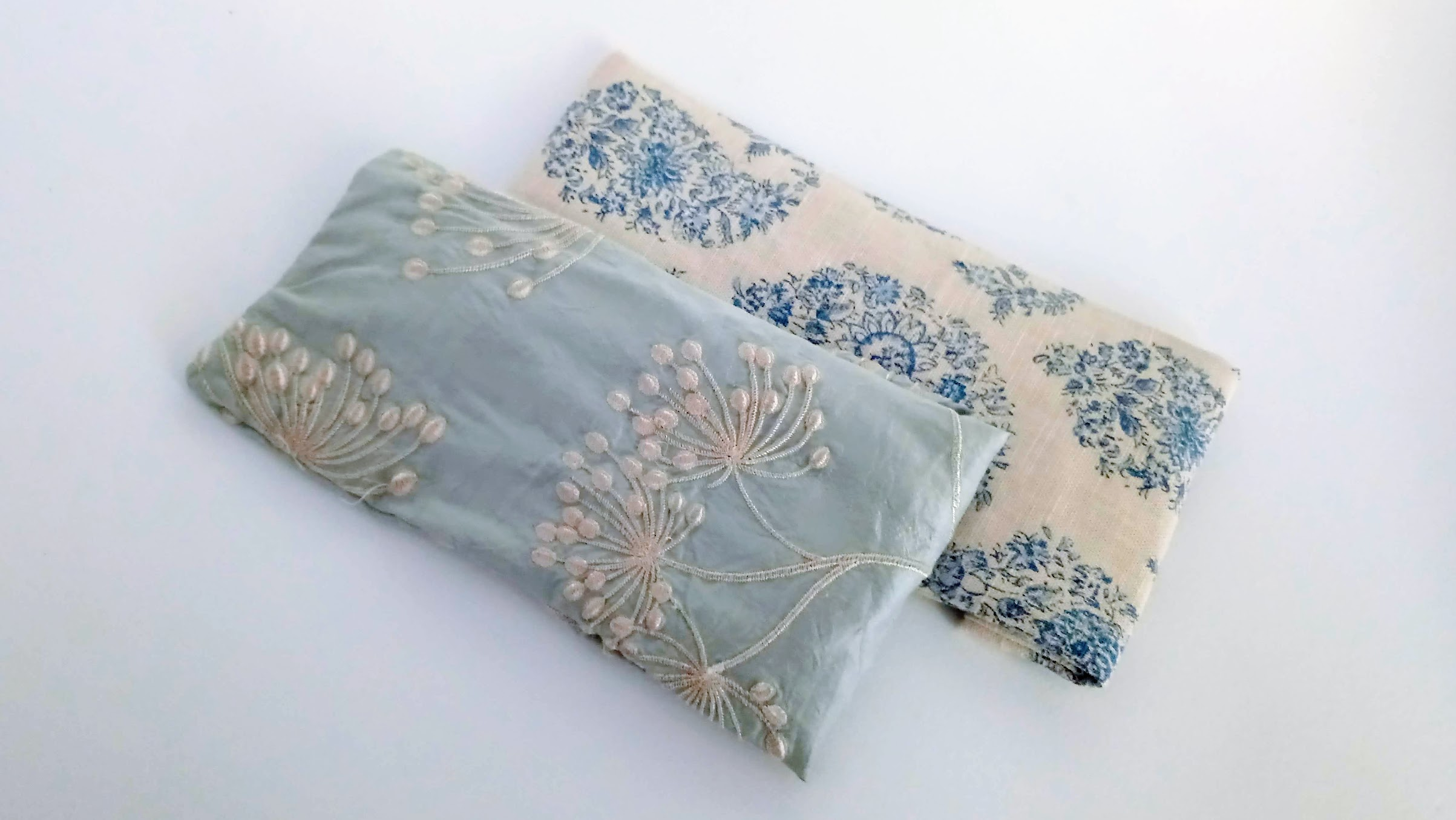 Results: DIY Sleep Eye Mask Bags from Fabric Remnants - DIY Tips | fafafoom.com