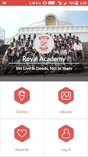 Royal Academy Matigara - náhled
