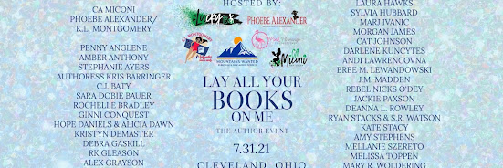 Lay All Your Books on Me: The Author Event