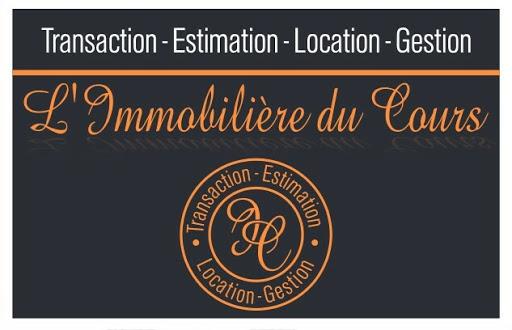 Logo de L'IMMOBILIÈRE DU COURS