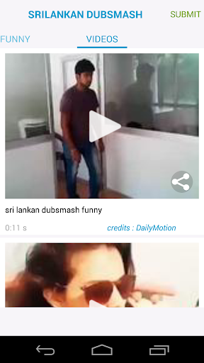 Videos for Dubsmash SriLanka