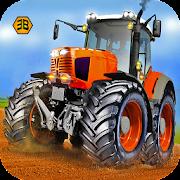 Farming sim 2018 - Tractor driving simulator
