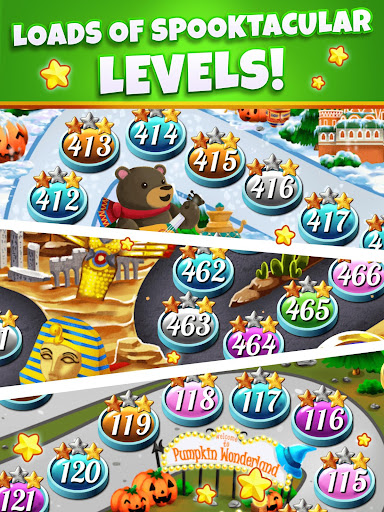 Witch Puzzle - New Match 3 Game 2.10.0 screenshots 9