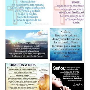 Oraciones diarias - náhled