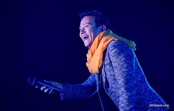 'जोडी नयनसँग भुतुक्कै हुन्छु'– गायक राजु लामा