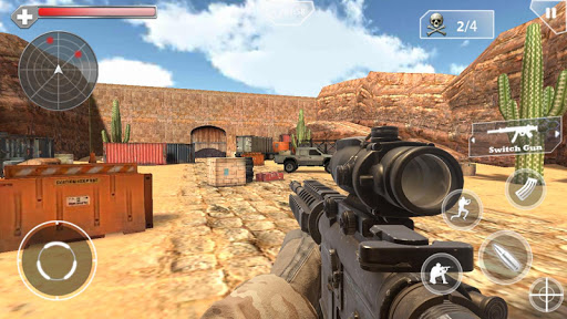 Shoot Hunter-Gun Killer 1.1.6 APK MOD screenshots 1