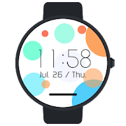 Colorful Watch face