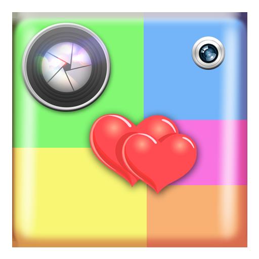 攝影App 浪漫的拼贴画照片编辑器 LOGO-3C達人阿輝的APP