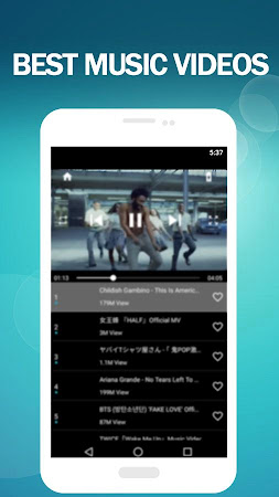 Candy Music - Stream Music Player for YouTube 1.2.5 screenshot 2092651