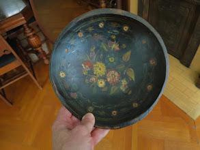 Photo: Rosemaling Bowl http://en.wikipedia.org/wiki/Rosemaling