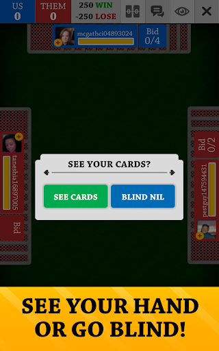 Spades Free: Card Game Online and Offline 3.0.15 screenshots 6