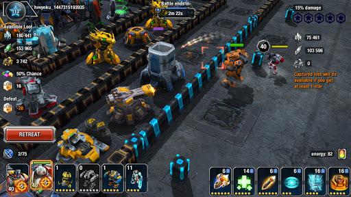 Galaxy Control: 3D strategy  screenshots 14