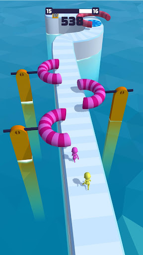 Fun Race 3D 1.2.1 APK MOD screenshots 1
