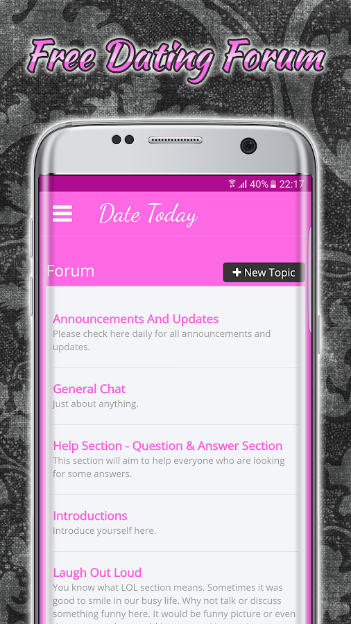 Adult Dating - Date Today- screenshot