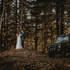 Fotógrafo de casamento Kamil Turek (kamilturek). Foto de 01.03.2019