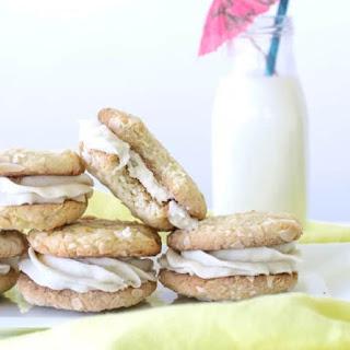 Piña Colada Cookies.