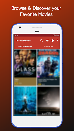 Movie Downloader | Torrent downloader YTS 2.0 screenshots 1