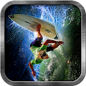 Extreme Surf Live Wallpaper icon