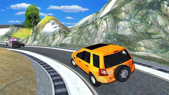 Drive Offroad Prado Free Parking Mania- screenshot thumbnail