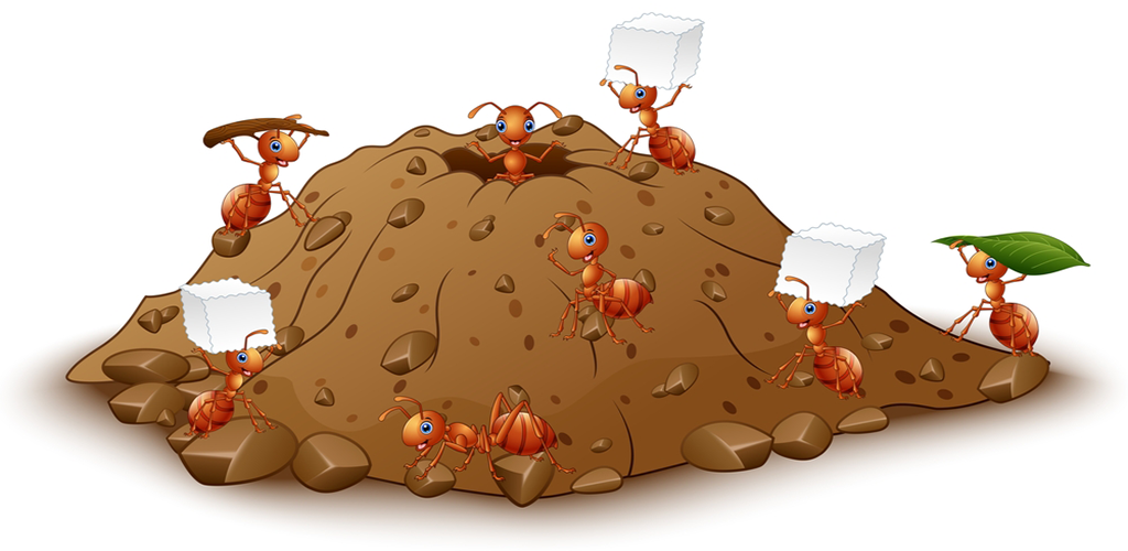 начать картинка анимация муравейник каждый хоть раз