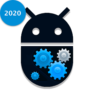 Booster for Android optimizer cache cleaner 8.3 (SAP) (Premium) by Apps Developer Studio logo