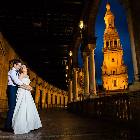 Wedding photographer Juanma Moreno (Juanmamoreno). Photo of 21.11.2017