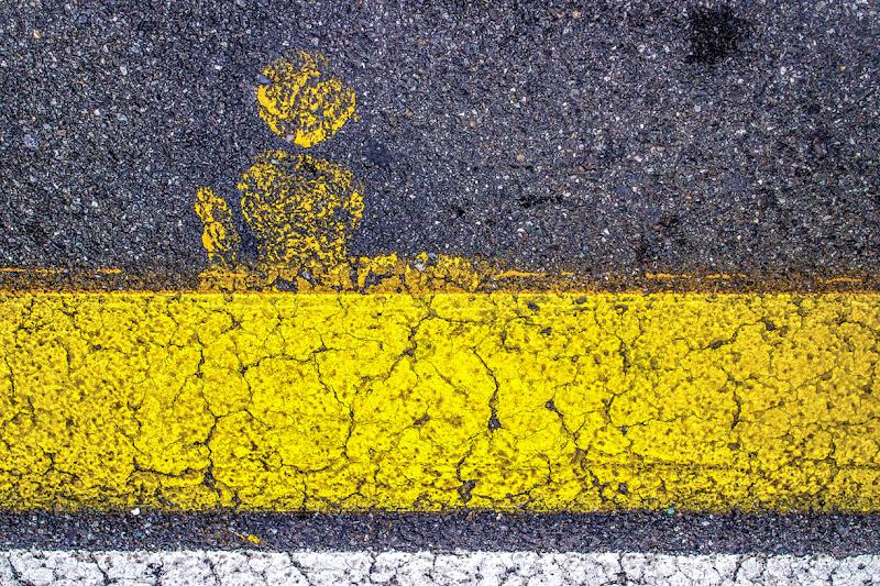(non) superare la linea gialla ! di D. Costantini
