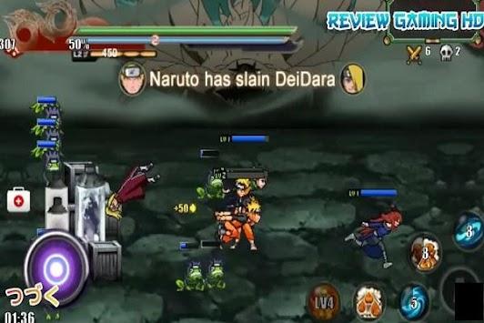 Trick Naruto Senki Ultimate Ninja Storm 4 Apk 10 By Birusedang