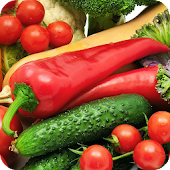 Live Vegetables Wallpapers