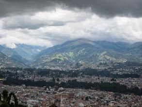 Photo: Hills above Cuenca