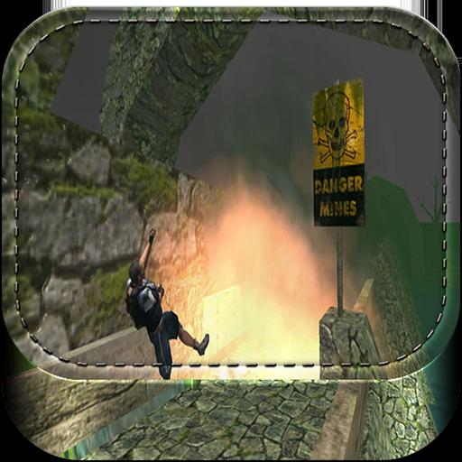 街机の寺3Dラン LOGO-記事Game