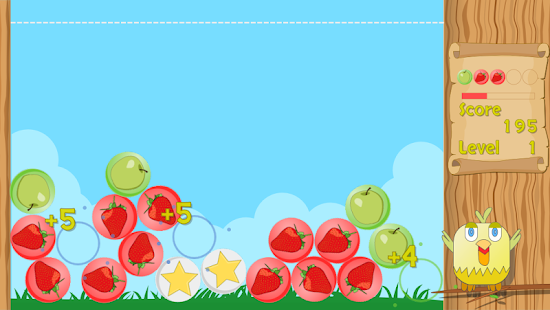 Fruity Falling- screenshot thumbnail
