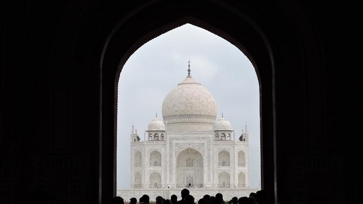 Taj Mahal di michele_dagnini