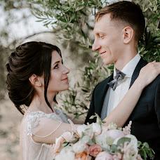 Pulmafotograaf Olga Kornilova (Olelukole). Foto tehtud 19.09.2019