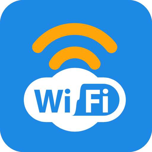 WiFi Booster - Internet Speed Test & WiFi Manager Icon
