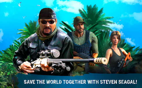 Steven Seagal's Archipelago Survival Mod Apk Download For Android and Iphone 1