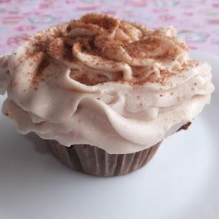 Chocolate Tiramisu Cupcakes with Raspberry Mascarpone Cream