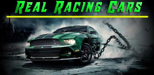 Descargar Real Racing Cars Lock Screen Wallpaper Para Pc