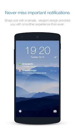 SnapLock Smart Lock Screen 1.0.0 screenshot 651423