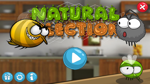 Natural Selection - Spider Go